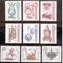 Arte-relojes Antiguos - 3 Series Mint Completas - Austria -