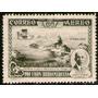España Sello Aéreo Mint Avión = Santos Dumont Año 1930
