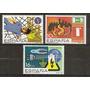 España Serie De 3v Yvert N°2352/4 Mint #