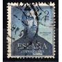 Estampilla España Año 1952 Aereo 256 30 Euros Catalogo