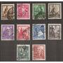 Italia Serie 419/22 Conmemoración Del Imperio Joya!!! A.1938