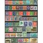Universales +70 Sellos Usados Varios Países Años 1883 A 1992