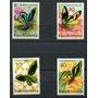 Papua Mariposas Serie Completa De Estampillas Mint