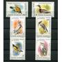 Rumania Aves Serie Completa De Estampillas Mint