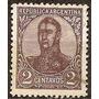 Argentina Antigua Año1908/9 Catalogo Mt 134 Usada