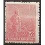 Argentina Labrador 195 Gj 394 Sin Fil.13.1/4x12.1/2 Año 1912
