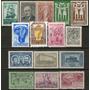 Argentina 15 Sellos Nuevos Conmemorativos = Barco 1939-48