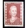 Argentina Eva Peron 5 Pesos Nrb