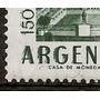 Argentina Error Defectuosa Impresiön Arg Y 150 Normal N°665