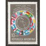 Argentina Conferencia Ejércitos Americanos 775 Gj 1397 A1966