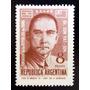 Argentina, Sello Gj 1350 Dr. Sun Yat Sen Mint L4899