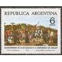 Argentina Independencia Uruguay Serie 1021 Gj 1702 Año 1975