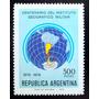 Argentina, Sello Gj 1898 Instituto Geográfico 79 Mint L5162