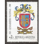Argentina Gj 2408 Mt 1699 50º Gendarmería Nacional Año 1988