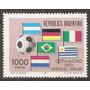 Argentina Copa De Oro Futbol De 1980 Mt 1285 Gj 1974 Año1981