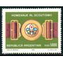 * Argentina 1982 Gj 2048 Mt 1353 Scout
