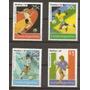 Argentina Futbol Usa 94 Mt 1959/2- Gj 2664/7 Serie Escasa Mt