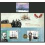 Argentina 2003 Gj 3336/38** ( Hb 157) Mint Barcos Antártida