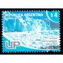 Argentina, Sello Gj 3483 Glaciar Perito Moreno $4 Mint L4794