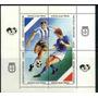 Fútbol Mundial Italia 90 Bloque Nº 54