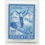 Argentina 1969 Gj 1473 Estampilla Nueva Mint U$ 25