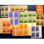 Argentina, Lote De San Martin En Cuadros Mint Vc U$a 250