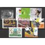 Argentina Lotecito Temático Futbol Decadas 90 Y 2000 Mint !