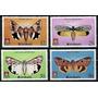 1980 Insectos - Mariposas- Rep Kiribati
