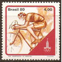 Deportes/olimpiadas - Serie Mint Comp N° 1432/34 - Brasil -