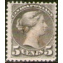 Canadá Antiguo Sello Nuevo Mint Reina Victoria Años 1888-93
