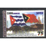 Cuba, Banderas , Cuba Y Timor, Año 2012 Yv 5062