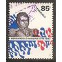 Venezuela O´higgins Serie De 1v.yvert N°1077 Usada Año1980