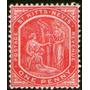 St. Kitts-nevis Sello Nuevo Fuente De Agua Mineral 1905-18