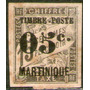 Martinica Sello De Colonias Francesas Resellado Años 1891-92