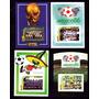 Islas Saint Vincent San Vicente 4 Hbs Futbol México 86 Mint