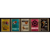 Paraguay, Deportes, Serie Completa De 5 Sellos Mint, 1977