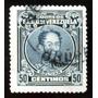 Venezuela, Sello Yv. 150b Bolivar 50c Dentado 14 Usado L6841