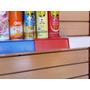 Portaprecios Para Gondola / Estanterias/supermercados