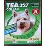 Collar Tea 327 Cachorros Antiparasitario Externo Pulgas/garr