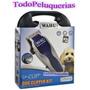 Cortadora Wahl Modelo U Clip (usa) Peluqueria Canina + Dvd