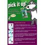 Pick It Up - Manoplas De Recoleccion Desechos Perros