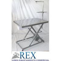 Camilla Mesa Electrica Cirugia / Veterinaria Altura Regulabl
