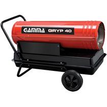 Calefactor Portátil Cañon Gamma 34100 Kcal Gas Oil G3212