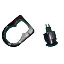Valper Placa Para Calefactor Orbis Pulsador Y Perilla 5300