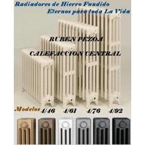 Radiadores De Calefaccion Central Pezoa