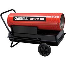 Calefactor Portátil Cañon Gamma 25800 Kcal Gas Oil G3210