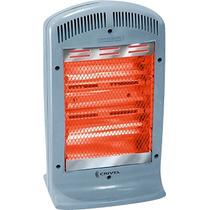 Estufa Calefactor Electrico Infrarrojo Crivel Q3 1400w
