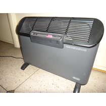 Calefactor Eléctrico Por Conveccion Delonghi - Excelente !!!