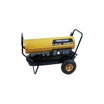 Calefactor Caloventor 31000 Kcal Gas Oil Protemp Pt-125tkfa