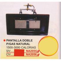 Pantalla Doble P/ Gas Natural S/v Power#